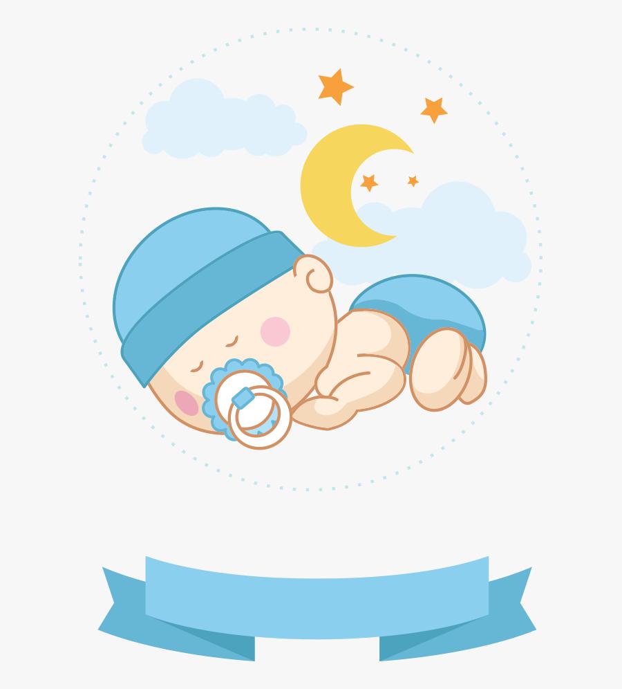 Baby Infant Sleep Sleeping Download Hq Png - Desenhos De Bebes Em Png, Transparent Clipart