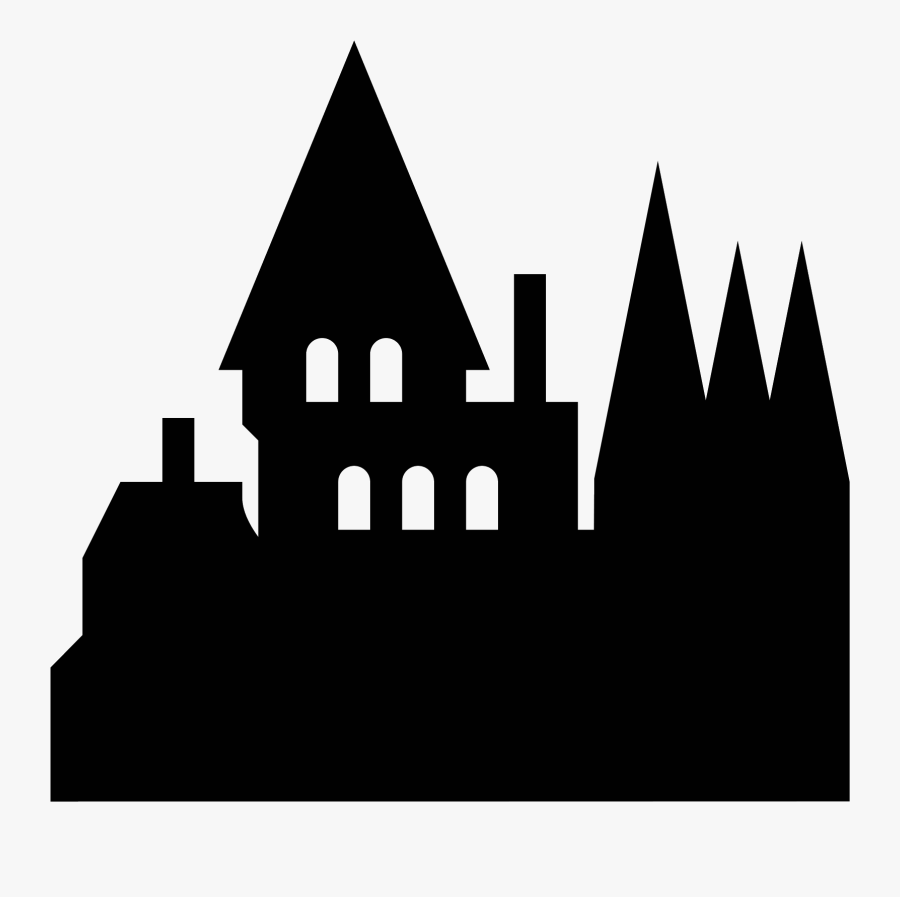 Hogwarts Filled Icon - Icon Hogwarts Png, Transparent Clipart