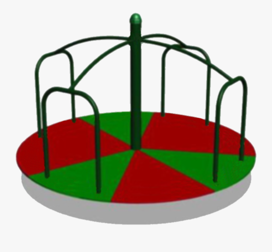 Outside Playground Clipart Free Images - Playground Merry Go Round Clipart, Transparent Clipart