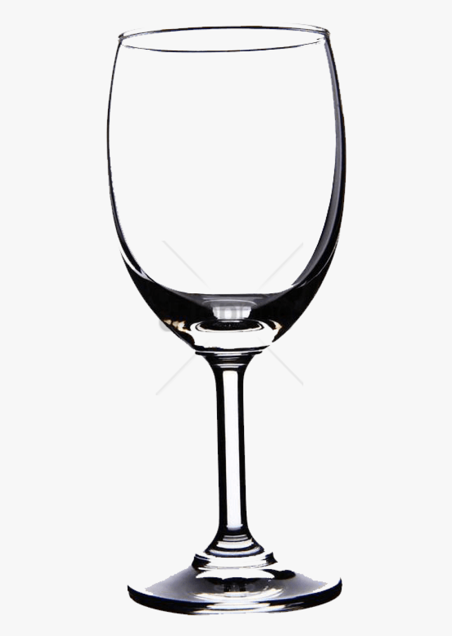 Free Png Wine Glass Drawing Transparent Png Image With - Cup Of Wine Drawing, Transparent Clipart