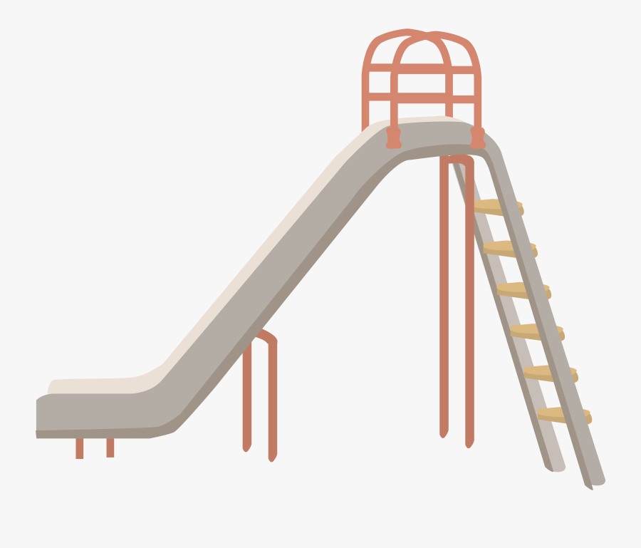 Seesaw Png Clip Art - Playground Slide Clipart, Transparent Clipart