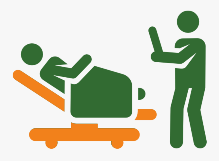 Hospital Bed Icon Png Clipart , Png Download - Hospital Bed Rest Icon, Transparent Clipart