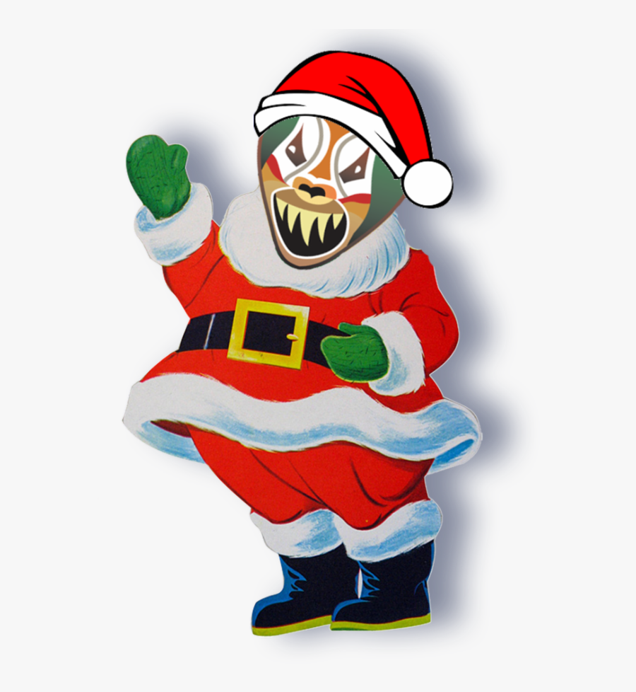 Starting December 1st, 2018 Witchdoctors Is Once Again - Christmas Can Fuck Right Off, Transparent Clipart
