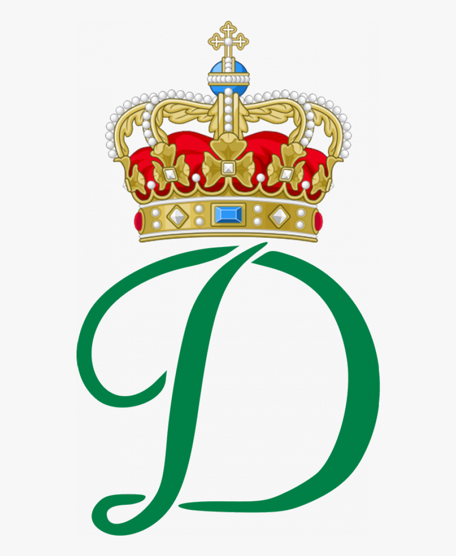 British Royal Family Clipart Images Transparent Png - D Royal Monogram, Transparent Clipart