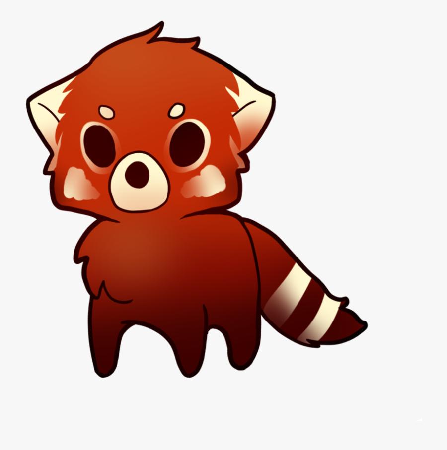 Red Panda Cute Panda Drawing Free Download Clip Art - Easy Cute Red Panda Drawing, Transparent Clipart