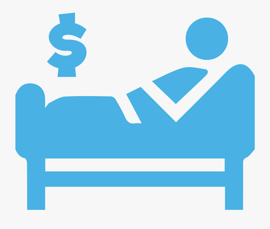 If An Hai Is Contracted, The Length Of Hospital Stay - Hospital Services Icon, Transparent Clipart