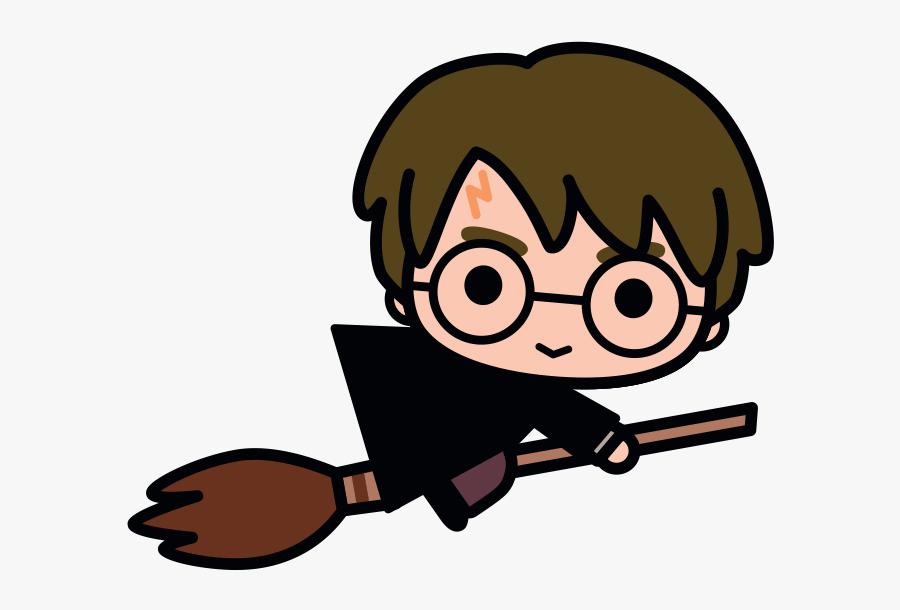 O Fã Site Brasileiro Mais Atualizado Sobre Harry Potter, - Harry Potter Cute Drawings, Transparent Clipart