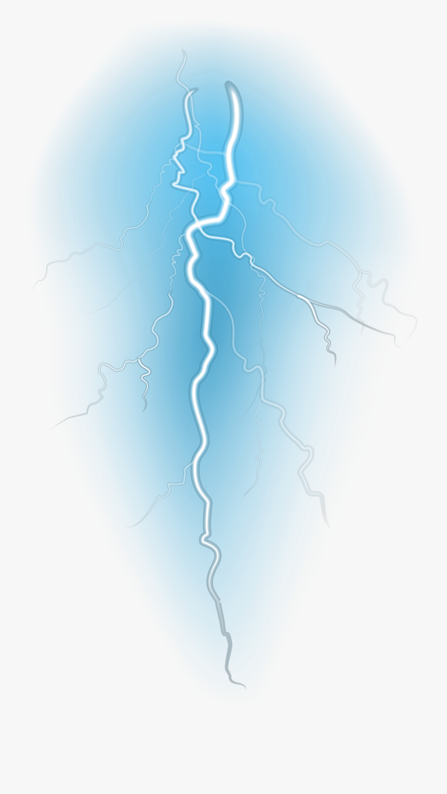 Realistic Clipart Lightning Bolt Free Transparent Clipart Clipartkey