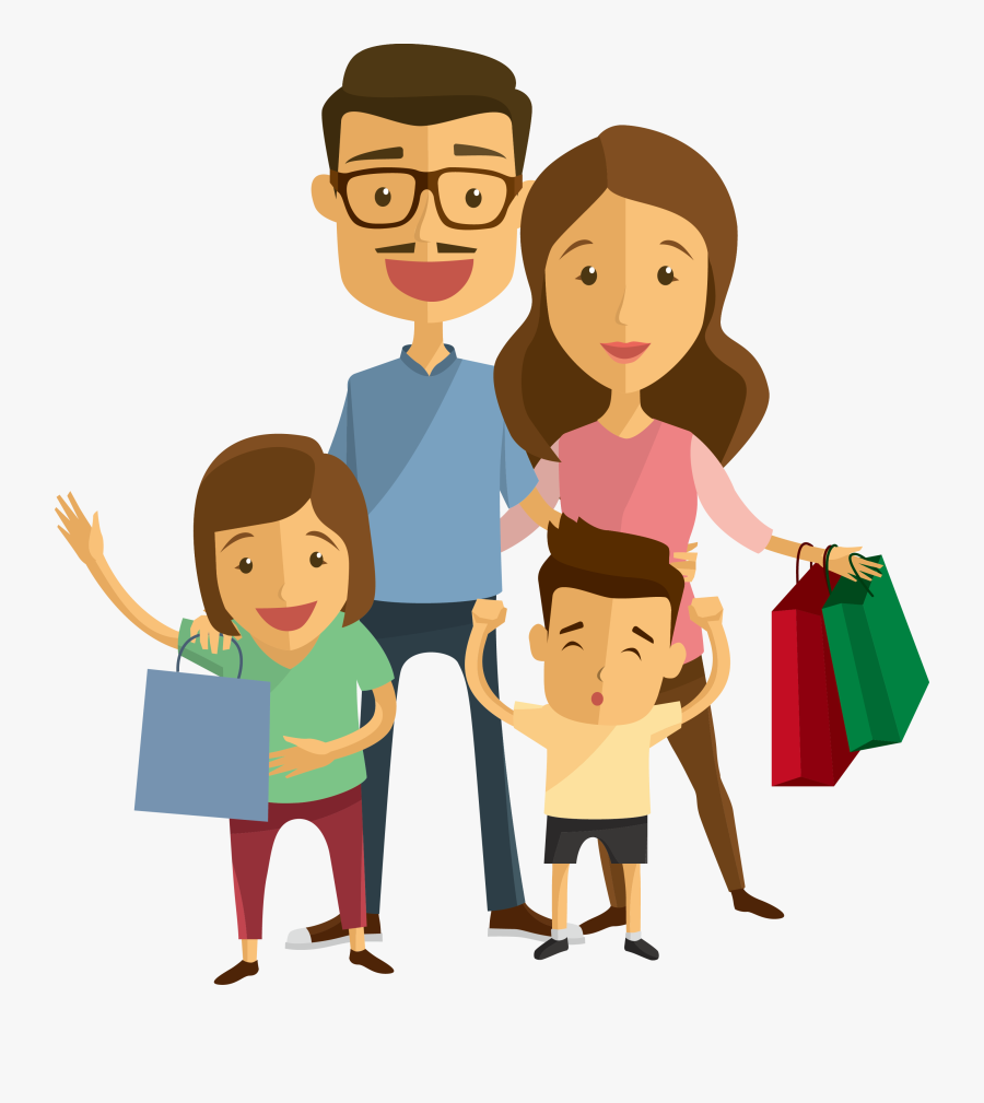 Get - Clip Art Small Family - Png Download - Full Size Clipart (#3433061) -  PinClipart