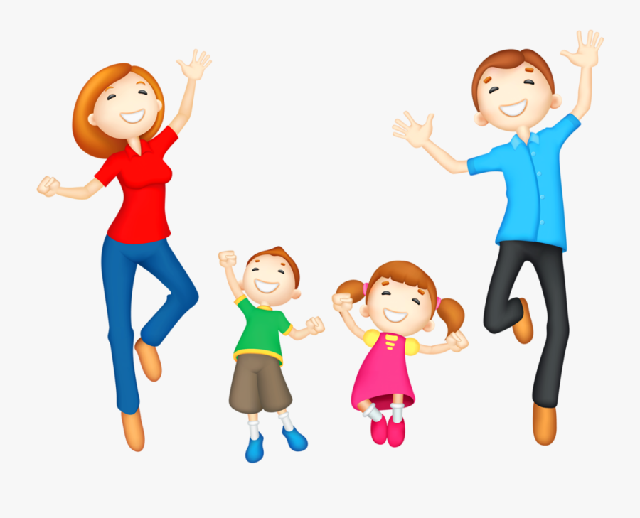 Grandparents Clipart Daughter - Mom And Dad Clipart, Transparent Clipart