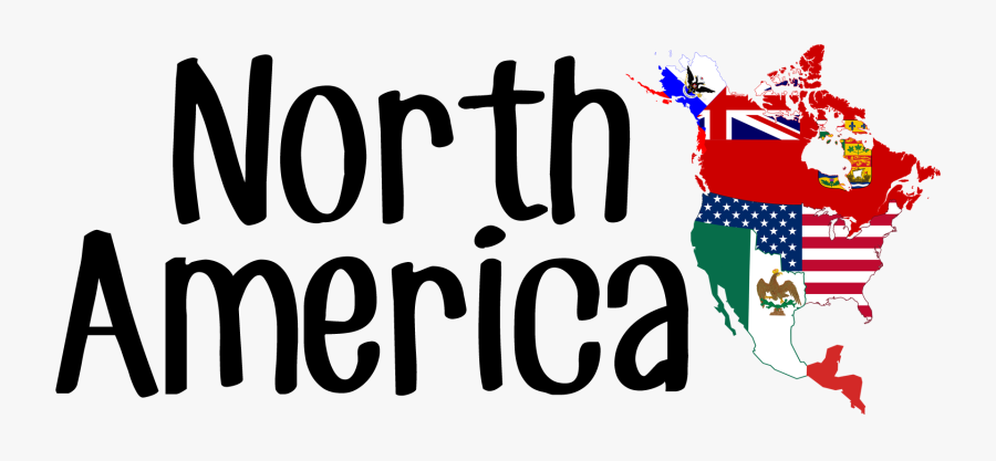 Family Travel In North America - Map Of Canada, Transparent Clipart