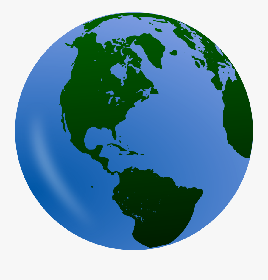 Transparent Earth Clipart - Transparent Background Earth Clipart Png, Transparent Clipart