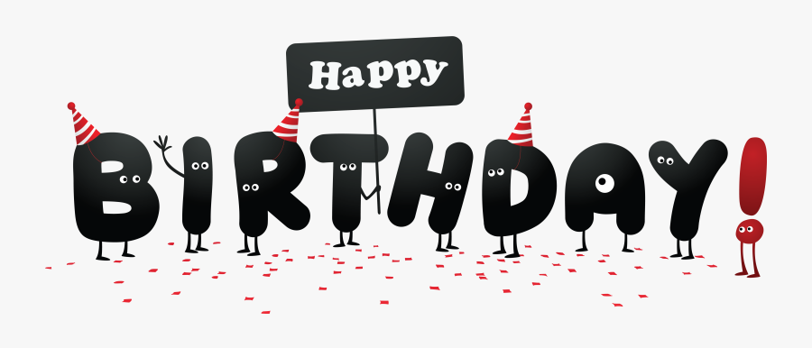 Transparent Happy Birthday Banner Png - Happy Birthday 60 Gif, Transparent Clipart