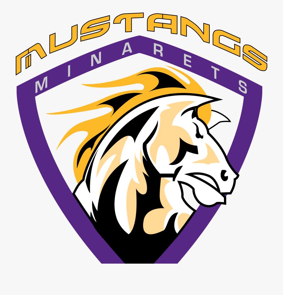 Minarets Mustangs On Twitter Domination In - Minarets High School Mustangs, Transparent Clipart