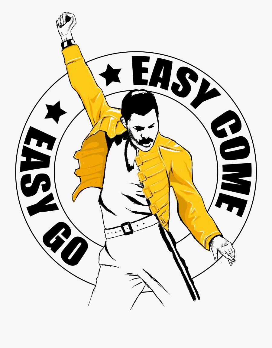 Freddie Mercury - Freddie Mercury Sticker Png, Transparent Clipart