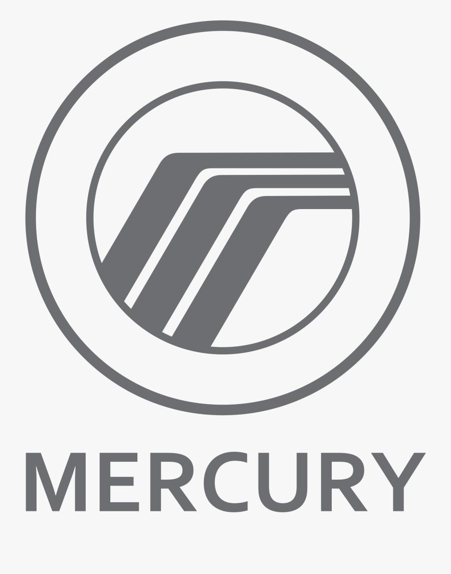 Mercury Logo Png, Transparent Clipart