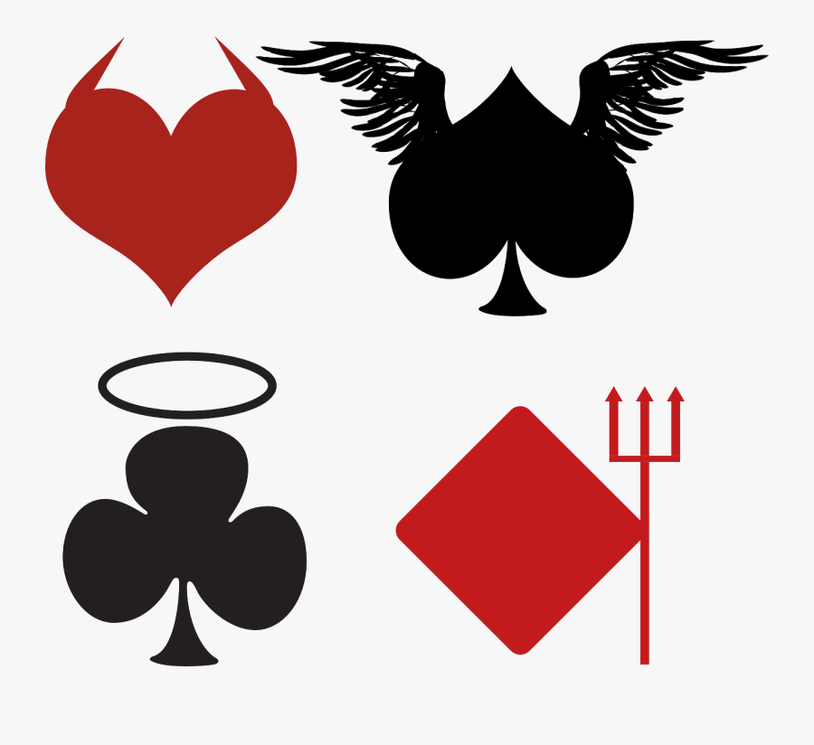 Animated Grand Casino Hotel - Playing Card Suit Png, Transparent Clipart