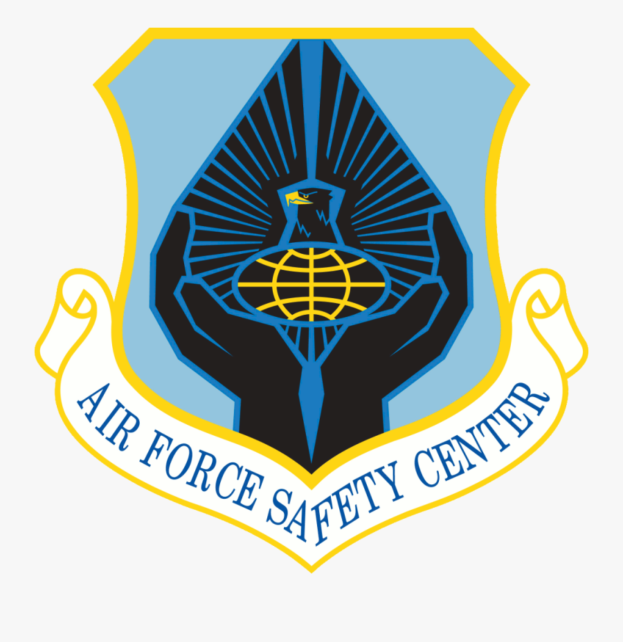 Air Force Safety Center - Air Force National Guard Logo, Transparent Clipart