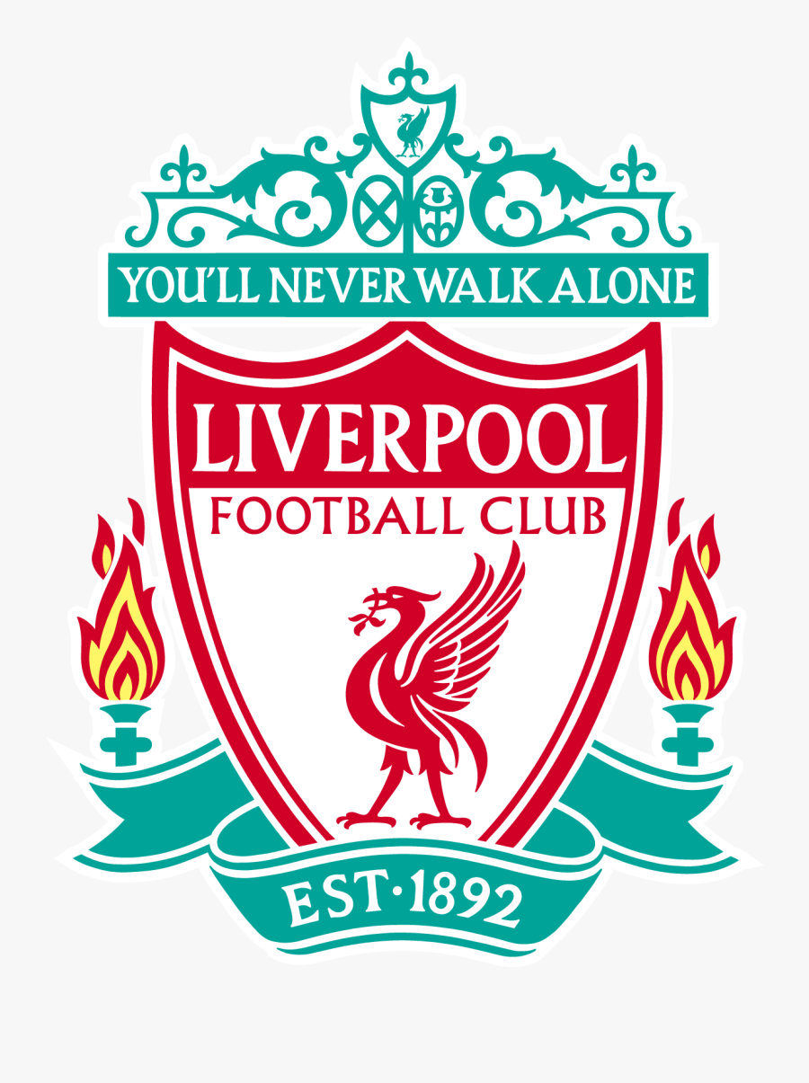 Clip Art Free Crest Vector - Liverpool Fc, Transparent Clipart