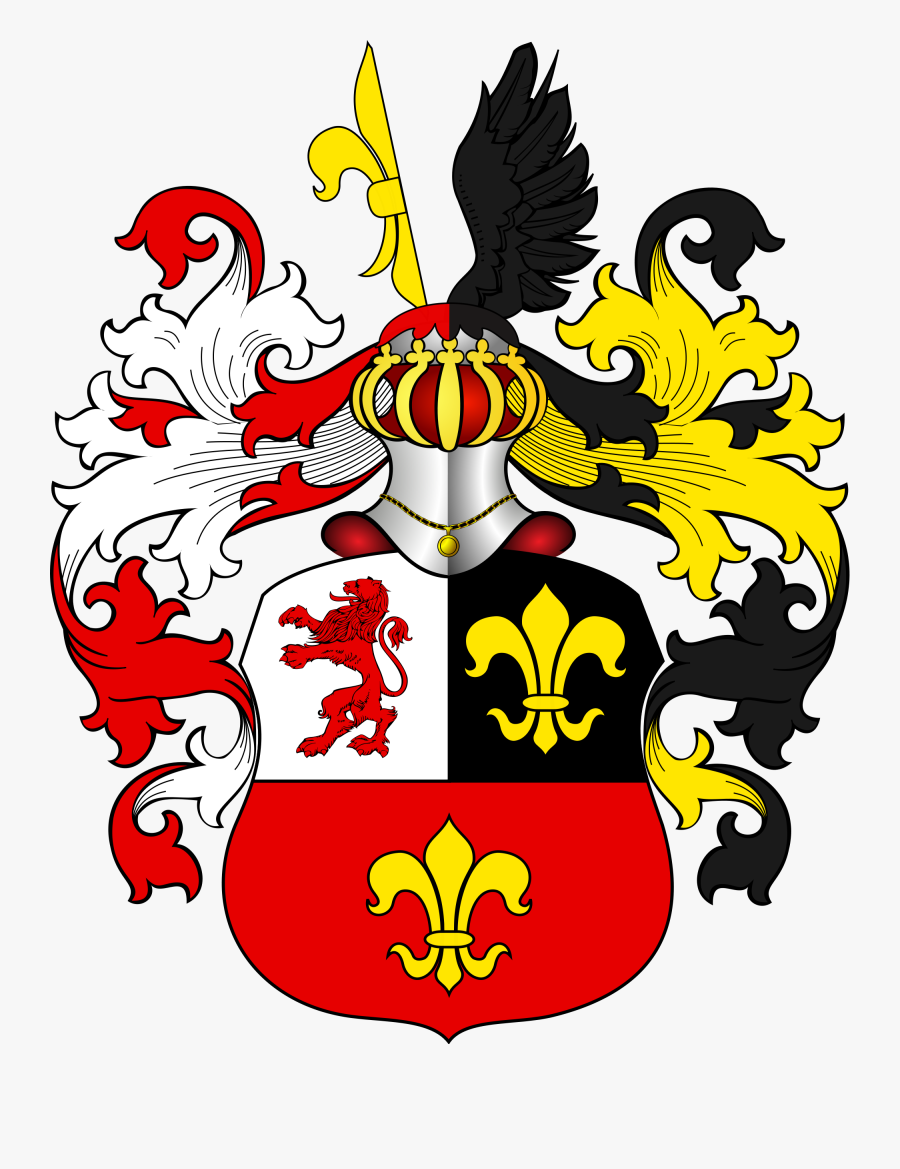 Cliparts Shop Of Library - Family Crest, Transparent Clipart