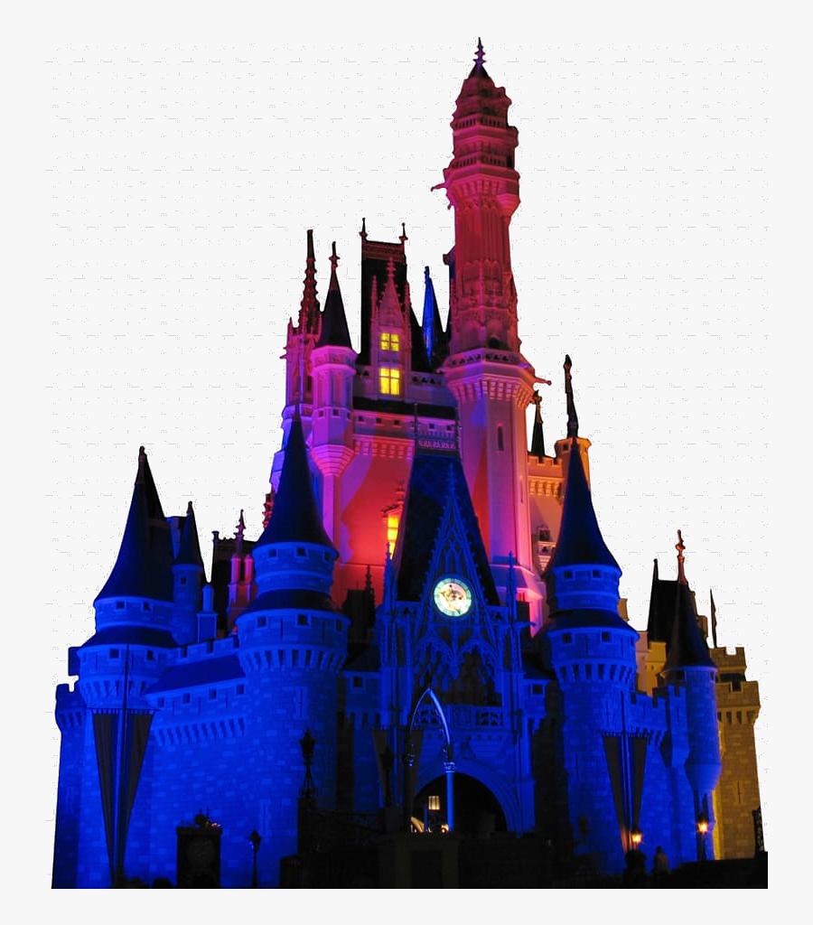 Cinderella Castle Disneyland Magic Kingdom Brazil The - Walt Disney World, Transparent Clipart