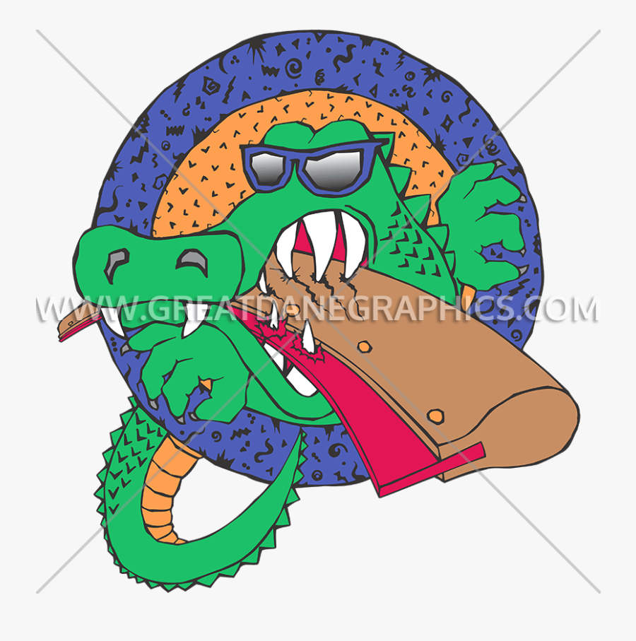Png Freeuse Stock Squeegee Gator - Squeegee Artwork, Transparent Clipart