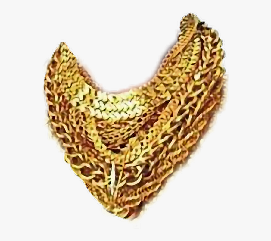 Vector Royalty Free Library Gold Chains Clipart - Picsart Png Gold Chain, Transparent Clipart