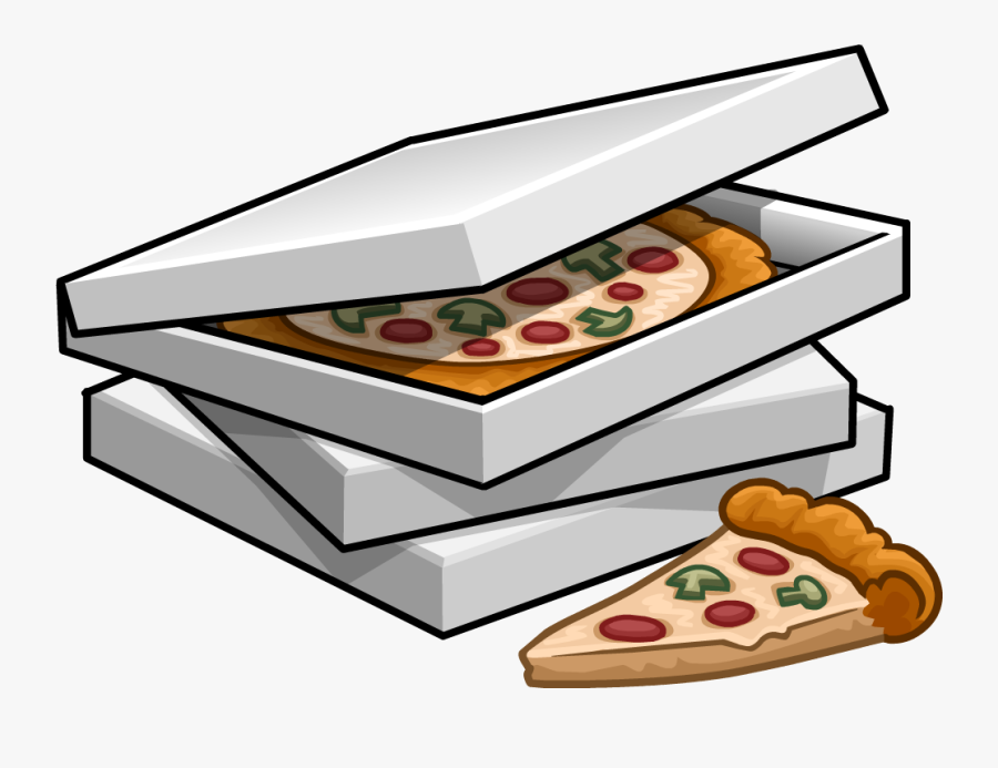 Transparent Pizza Slice Clipart Png, Transparent Clipart
