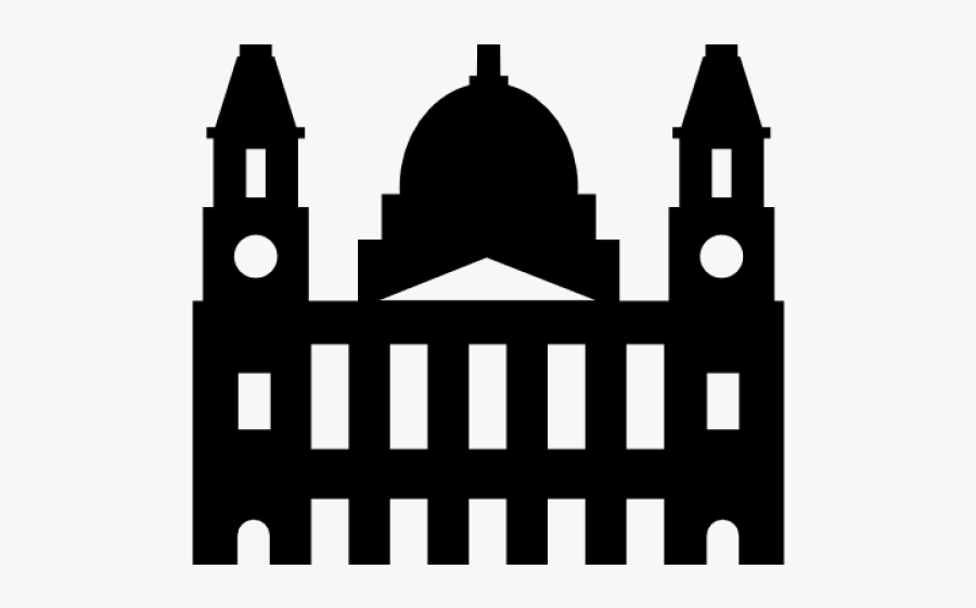 St. Paul's Cathedral, Transparent Clipart