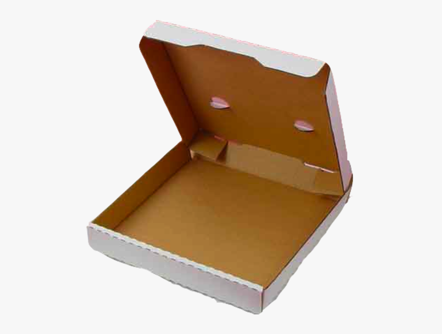 Image Freeuse Pizzabox Free Images At Clker Com Clip - Open Empty Pizza Box, Transparent Clipart
