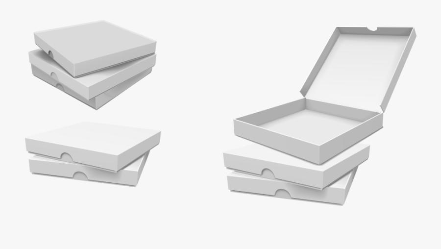 Pizza Box - Box - Box, Transparent Clipart