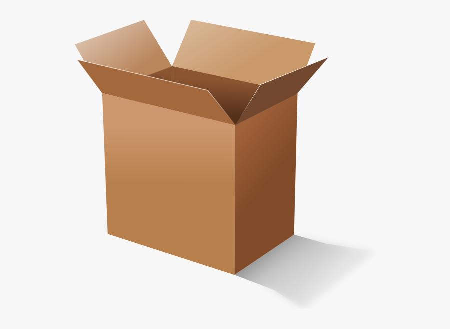 Package Box Png Transparent Image Cardboard Box - Cardboard Box, Transparent Clipart