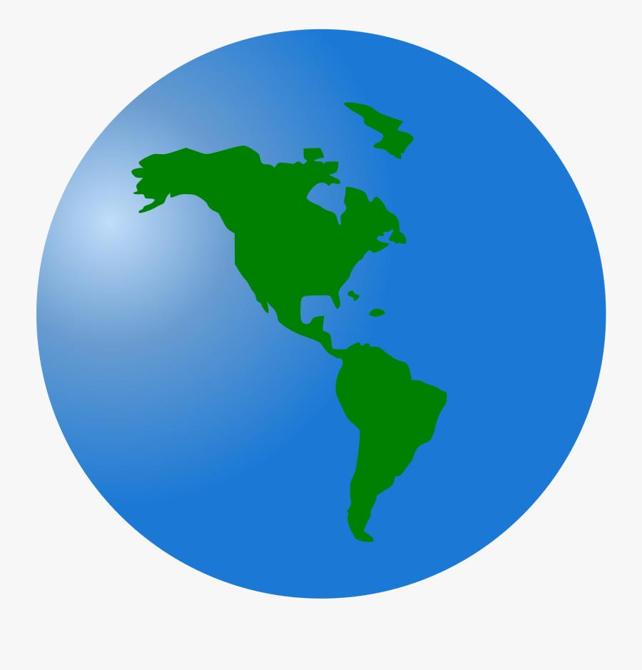 Earth Planet Clip Art - Earth, Transparent Clipart