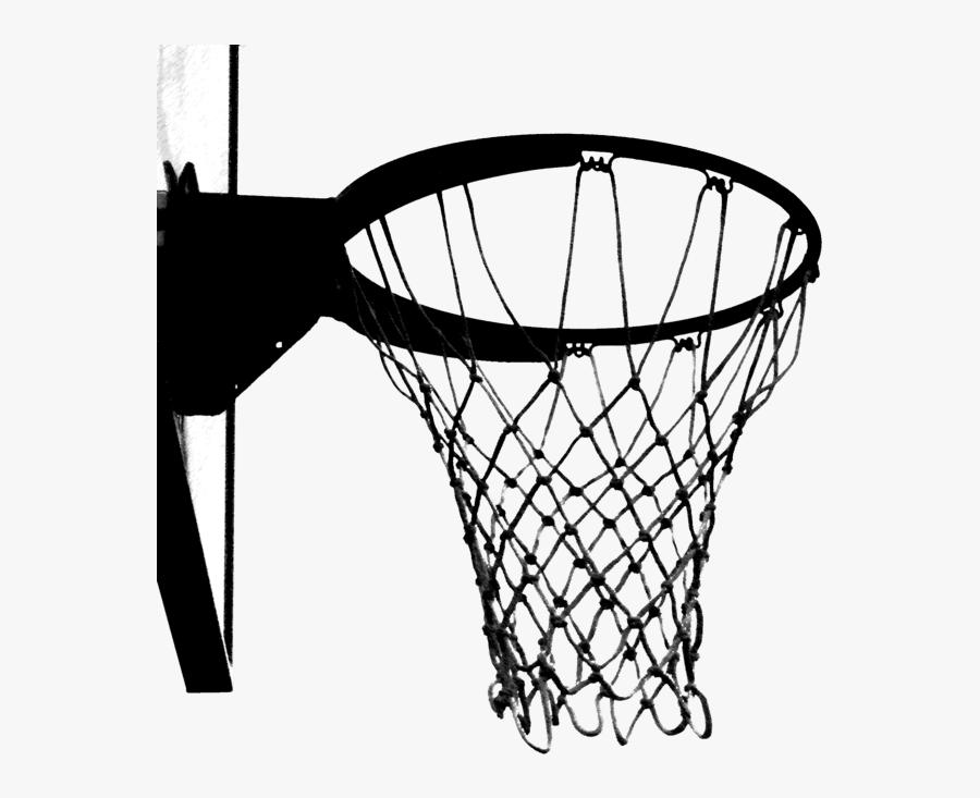 Cartoon Basketball Hoops - Basketball Hoop Clipart Transparent, Transparent Clipart