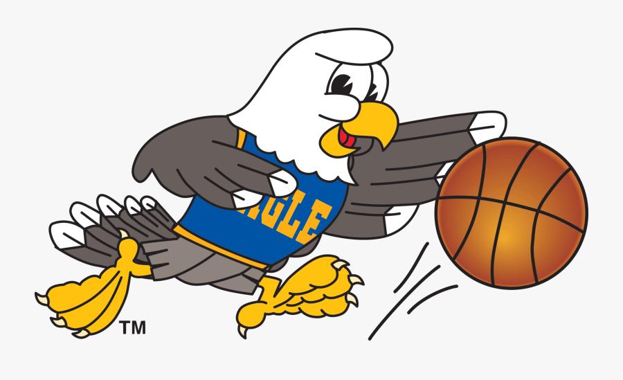 Little Eagle Basketball Clipart, Transparent Clipart