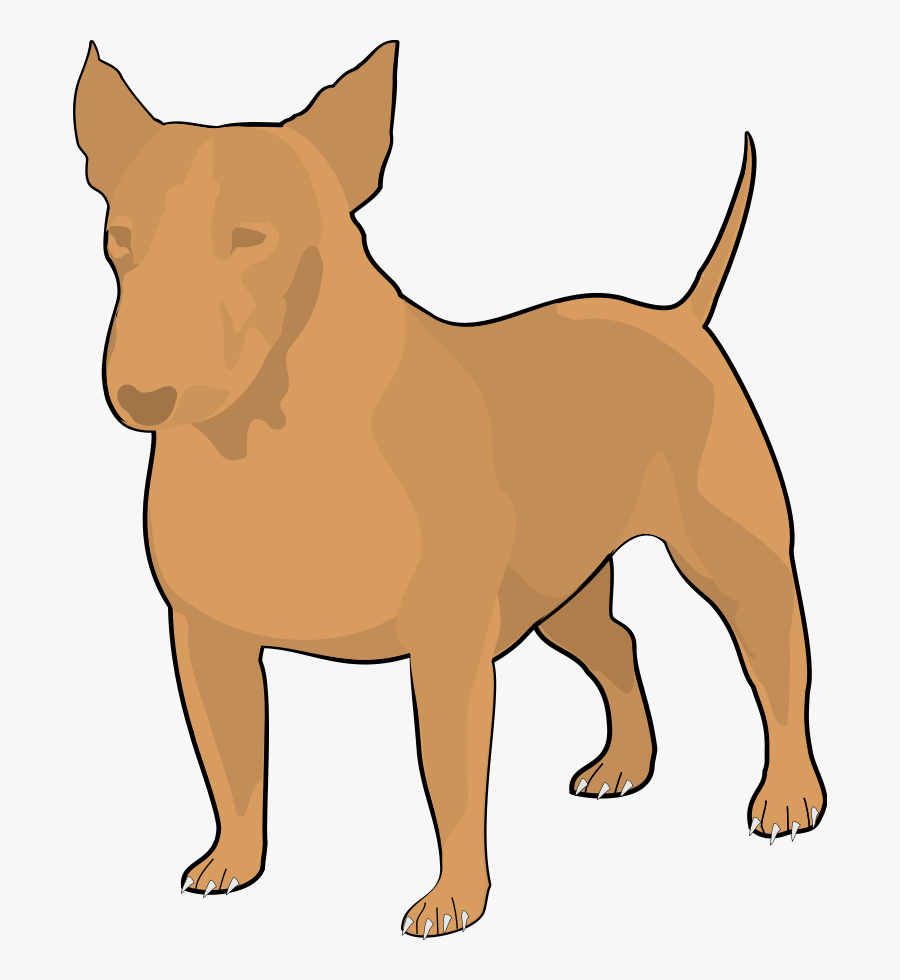 Bull Terrier Svg Clip Arts - Chinese New Year Animals, Transparent Clipart