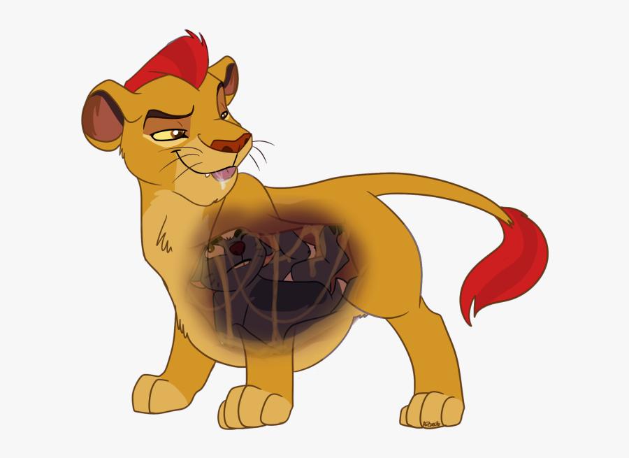 The Lion Guard - Transparent Lion Guard Logo, Transparent Clipart