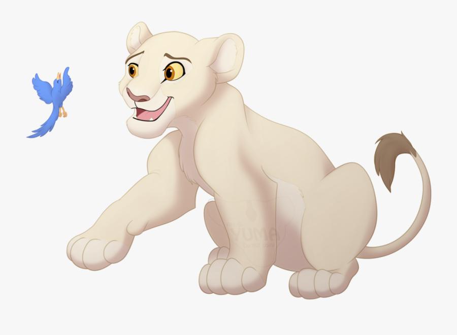 Lion King Lioness Oc, Transparent Clipart