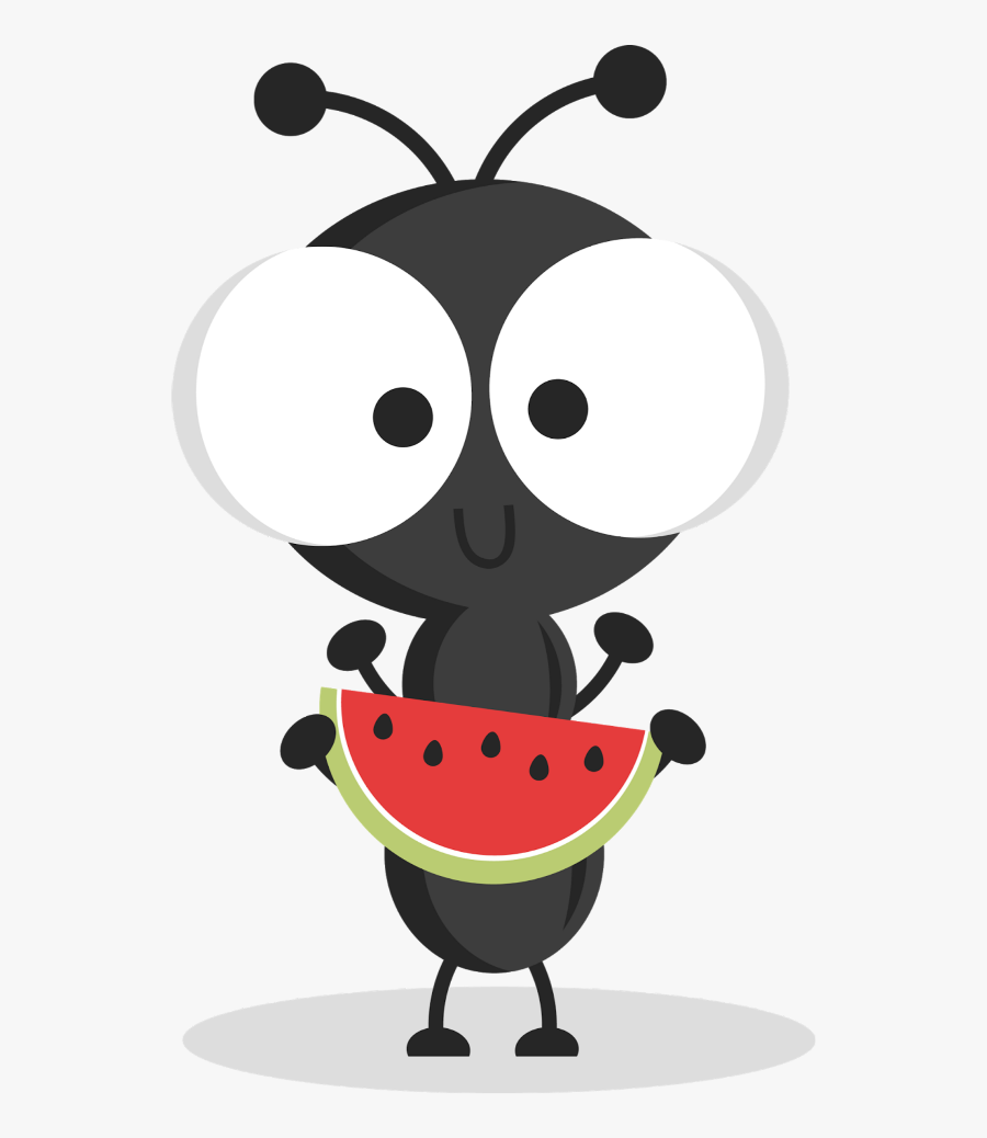 #mq #black #ants #ant #watermelon - Ant Picnic Clipart ...
