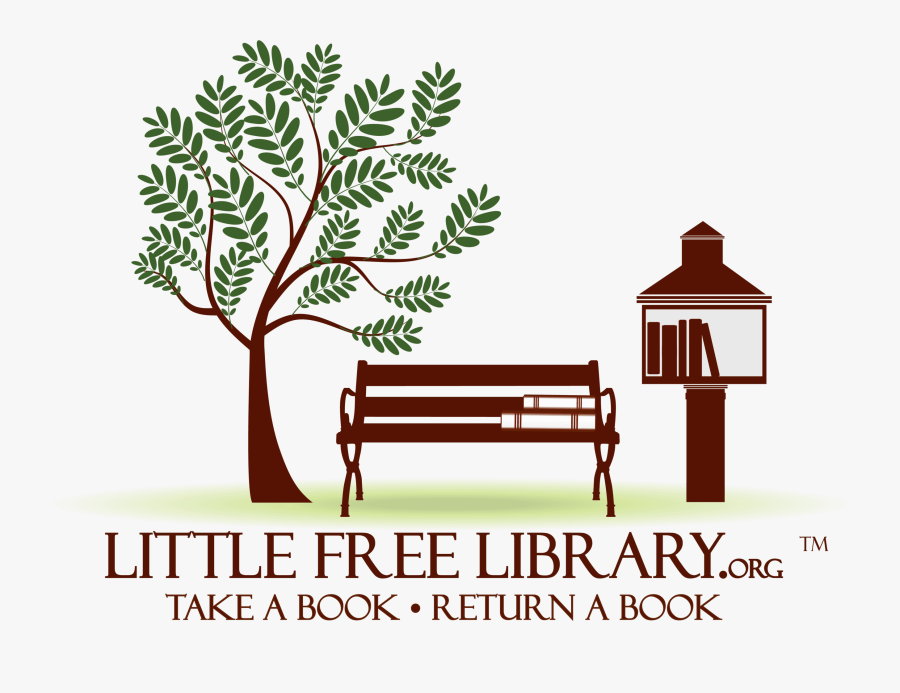 Little Free Libraries - Little Free Library Canada, Transparent Clipart