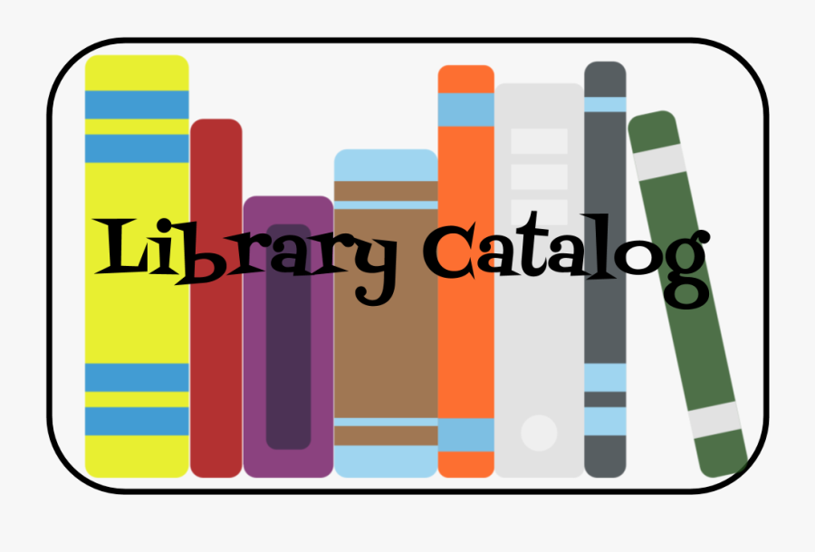 Use The Button Above To Access The Library Catalog - Graphic Design, Transparent Clipart