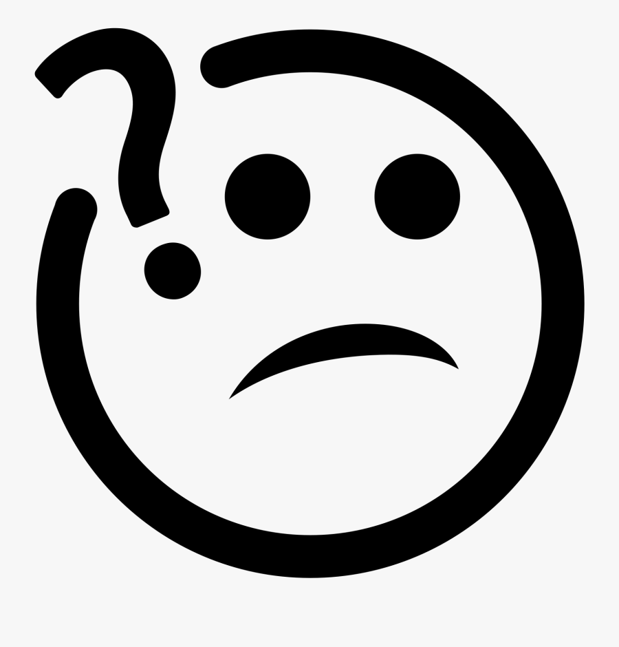 Smiley Face Question Mark Free Download Clip Art ...
