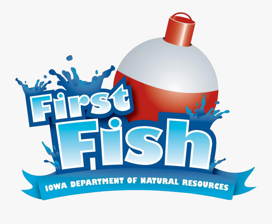Fishing Float - First Fish Caught Award, Transparent Clipart