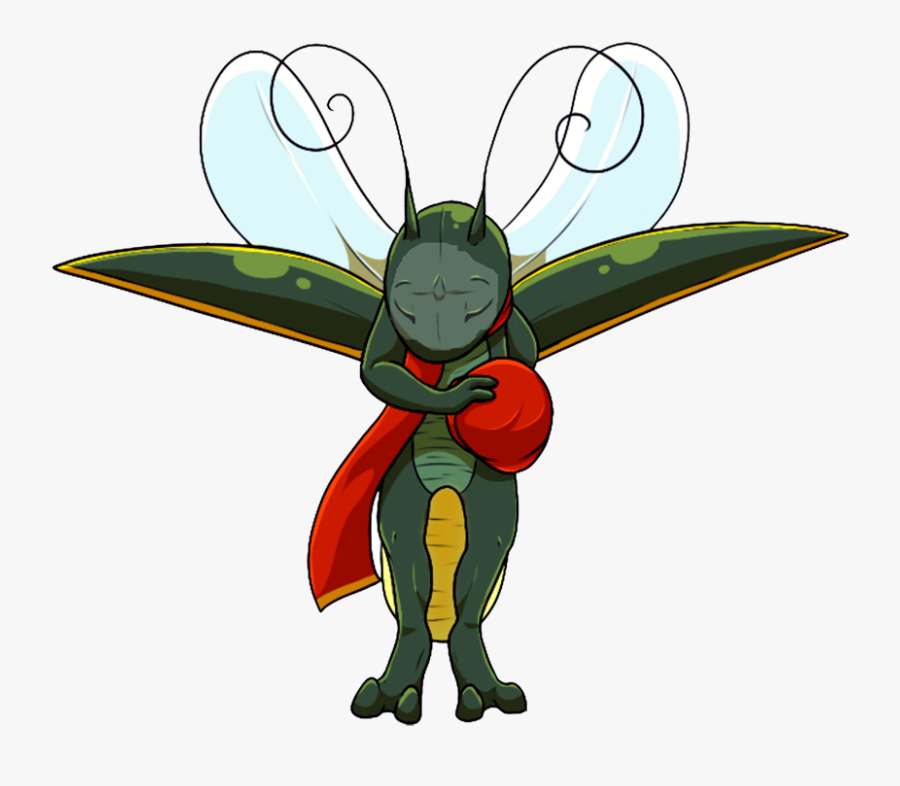 Transparent Firefly Insect Png - Cartoon, Transparent Clipart