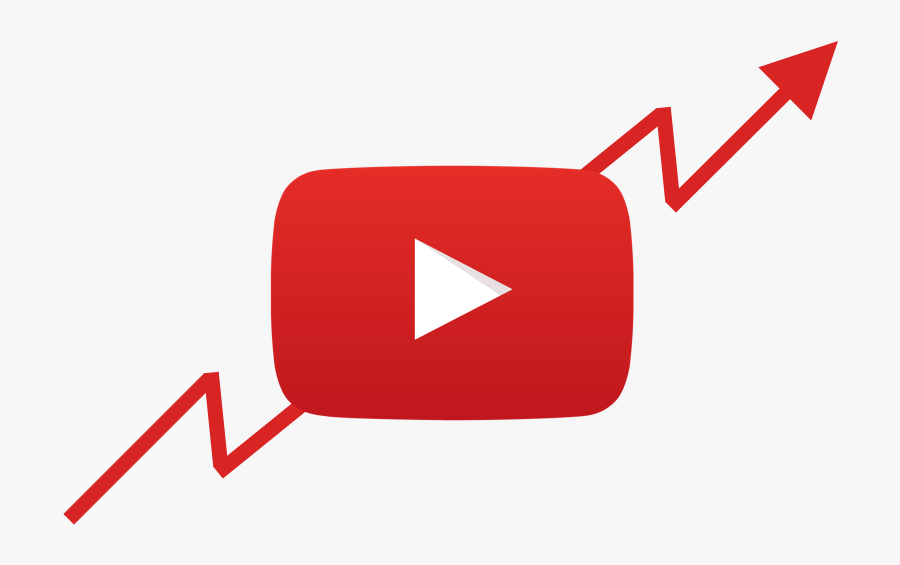 Youtube Grow Your Channel - Youtube Grow Png , Free Transparent Clipart -  ClipartKey