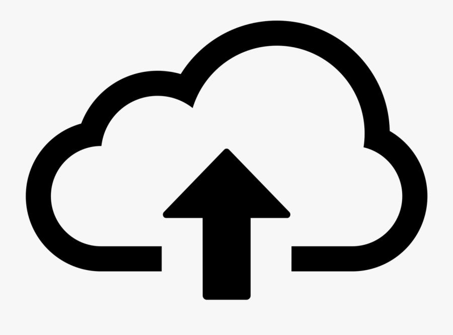 Cloud - Icon - Png - Oracle Cloud Services Logo, Transparent Clipart