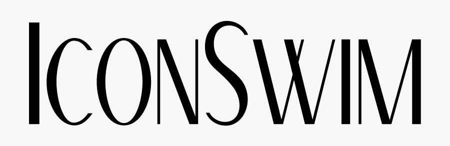 Icon - Icon Swim Logo, Transparent Clipart