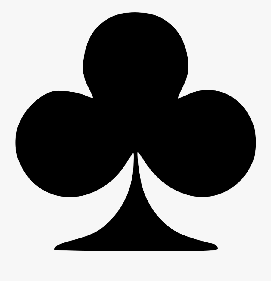 Playing Cards Symbols, Transparent Clipart
