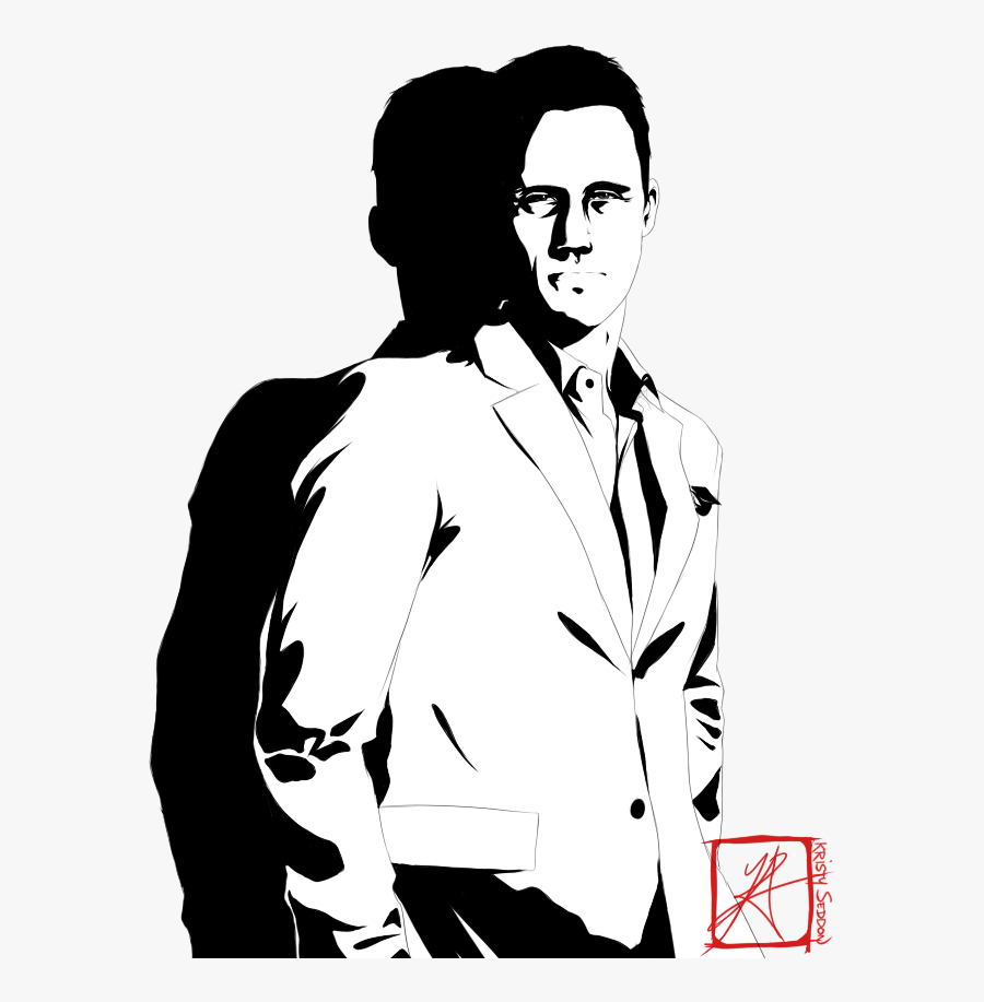 Transparent Men In Suits Clipart - Guy In Suit Art, Transparent Clipart