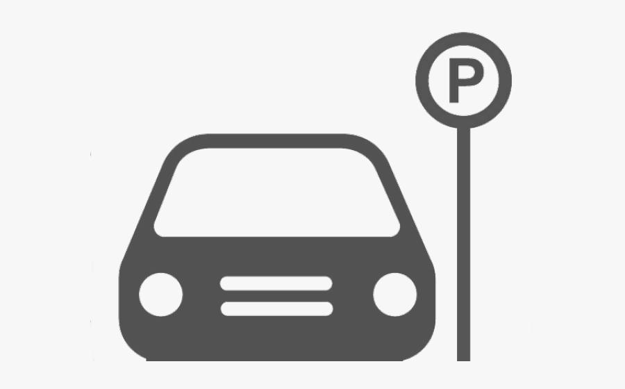 Parking Lot Clipart - Car Parking Clipart Png, Transparent Clipart